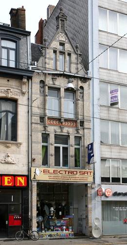 Antwerpen Carnotstraat 125
