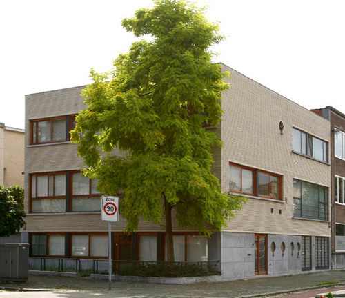 Antwerpen Camille Huysmanslaan 85