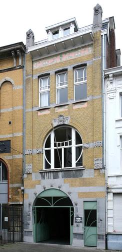 Antwerpen Clementinastraat 24