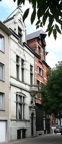 Antwerpen Constantia Teichmannplaats 13-15