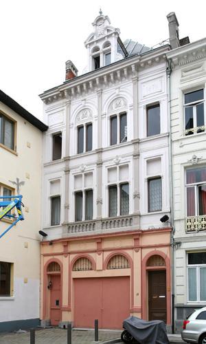 Antwerpen Florisstraat 10