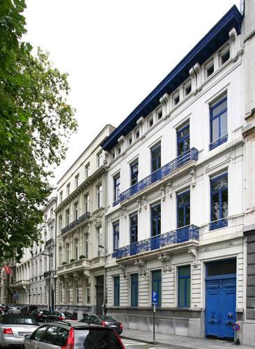 Antwerpen Frankrijklei 107-113