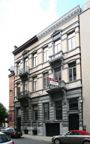 Antwerpen Gounodstraat 12-14