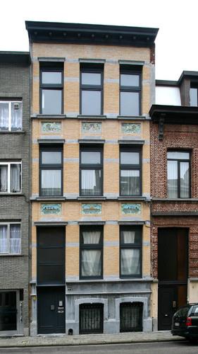 Antwerpen Haantjeslei 7