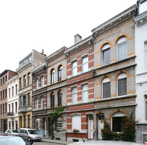 Antwerpen Haantjeslei  19-27