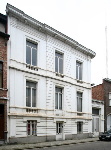 Antwerpen Haantjeslei 80
