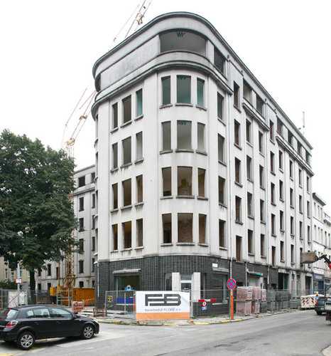 Antwerpen Haantjeslei 107-189