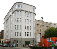 Sociaal woonblok Strauss City