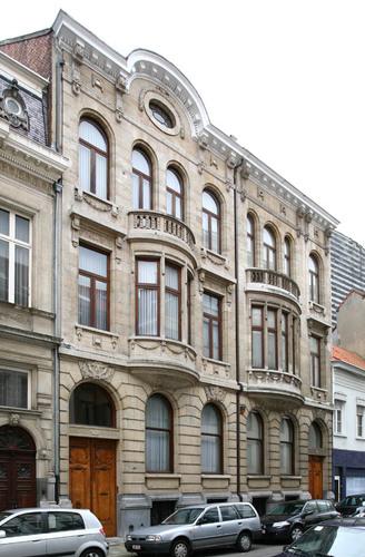 Antwerpen Hemelstraat 8-10