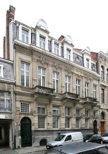 Antwerpen Hemelstraat 12-14