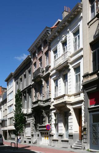 Antwerpen Isabellalei 75-79