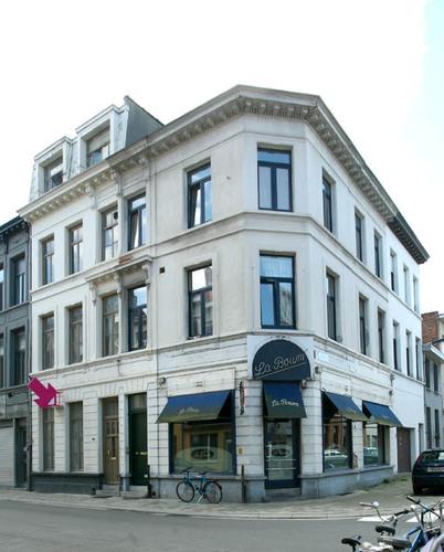 Antwerpen Isabellalei 132-134