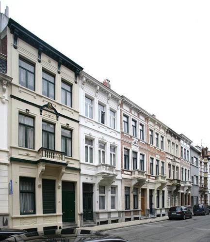 Antwerpen Juliaan Dillensstraat 50-60