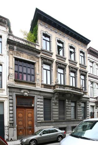 Antwerpen Jacob Jordaensstraat 33