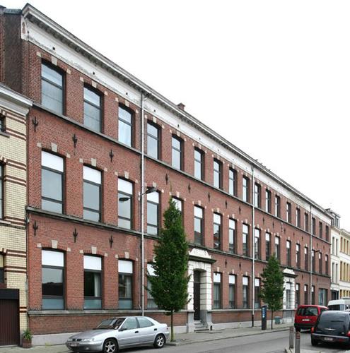 Antwerpen Jonghelinckstraat 17