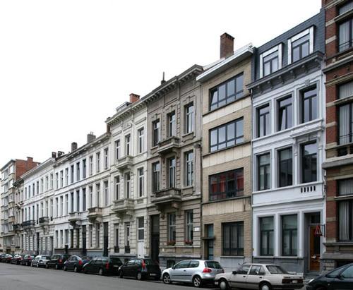 Antwerpen Justitiestraat 29-47