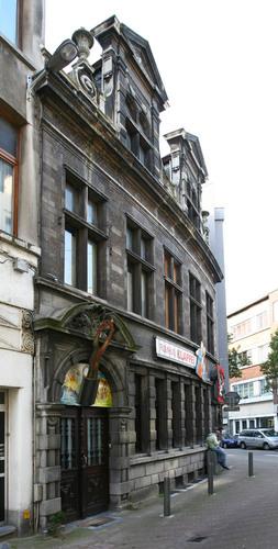 Antwerpen Klappeistraat 2