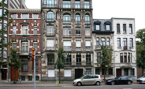 Antwerpen Korte Lozanastraat 3-9