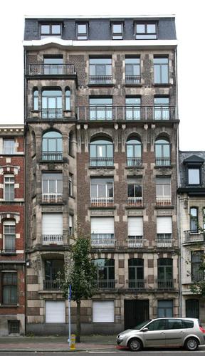 Antwerpen Korte Lozanastraat 5