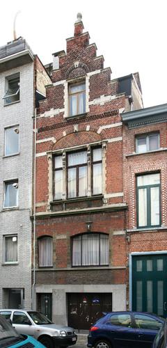 Antwerpen Lamorinièrestraat 61
