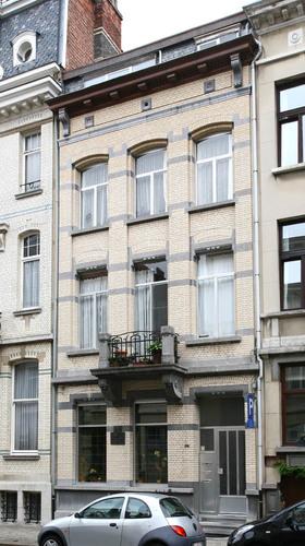 Antwerpen Lemméstraat 21