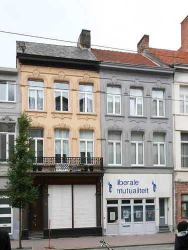 Antwerpen Lange Leemstraat 132-134