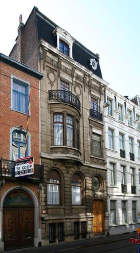 Antwerpen Lange Leemstraat 274