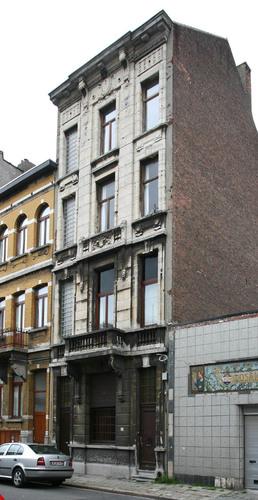 Antwerpen Lange Lozanastraat 7-7A
