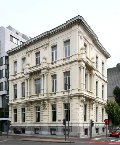 Antwerpen Maria Henriëttalei 1