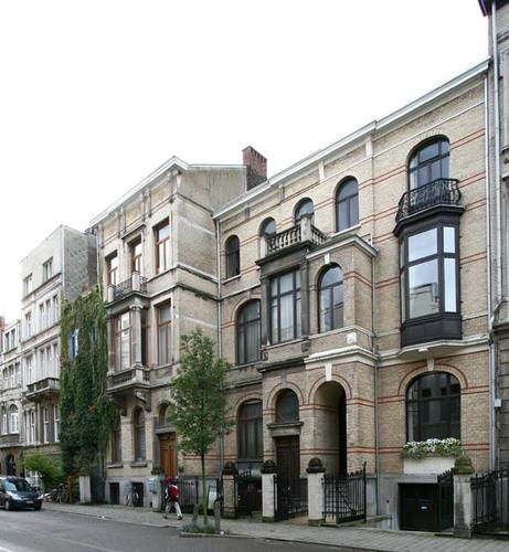 Antwerpen Marialei 14-20