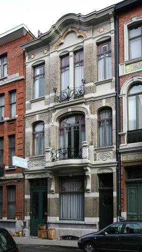 Antwerpen Marialei 25-27