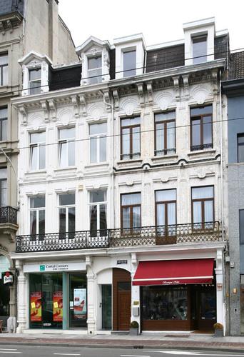 Antwerpen Mechelsesteenweg 3-5