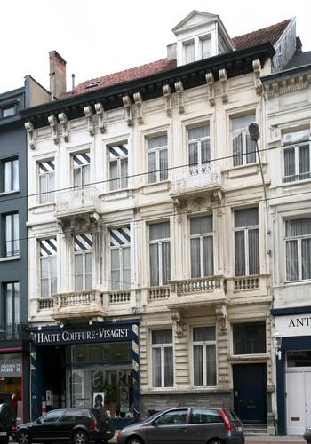 Antwerpen Mechelsesteenweg 13-15