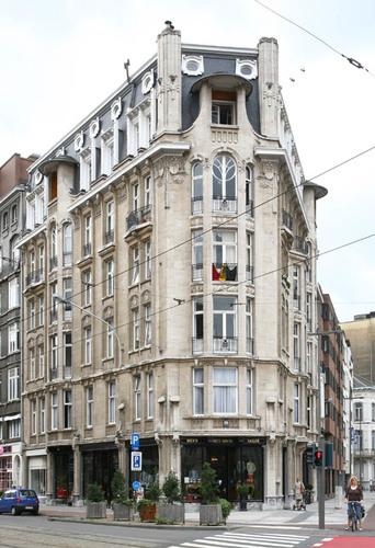 Antwerpen Mechelsesteenweg 20