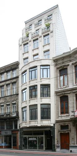 Antwerpen Mechelsesteenweg 109