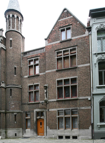 Antwerpen Mechelsesteenweg 135