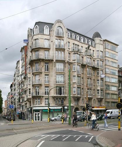 Antwerpen Mechelsesteenweg  225-229