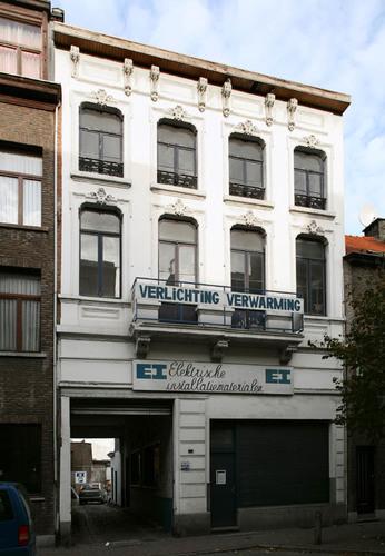 Antwerpen Oudesteenweg 15