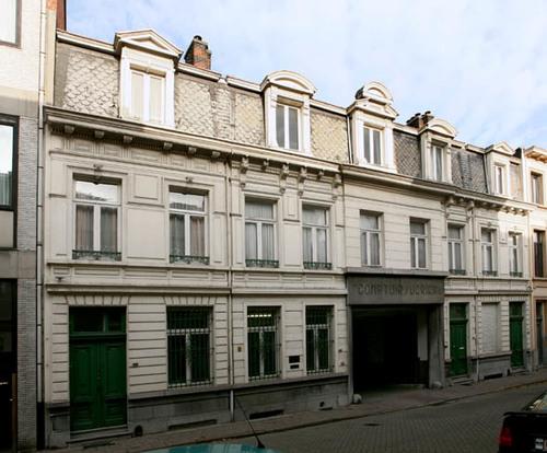 Antwerpen Oudesteenweg 85-91