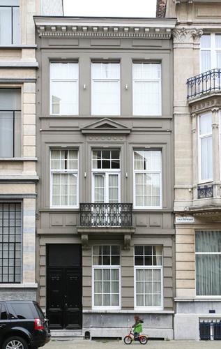 Antwerpen Paleisstraat 45