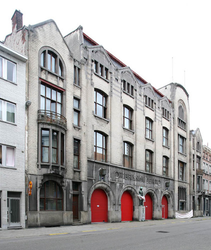 Antwerpen Paleisstraat 122-126