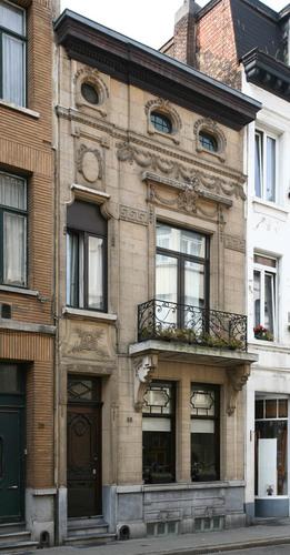 Antwerpen Rotterdamstraat 26
