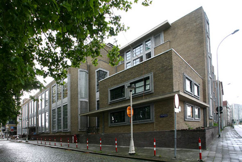 Antwerpen Pestalozzistraat 5-7