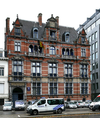 Antwerpen Quinten Matsijslei 50