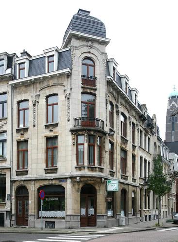 Antwerpen Robert Molsstraat 61