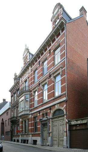 Antwerpen Sterstraat 22-24