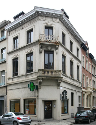 Antwerpen Schulstraat 1