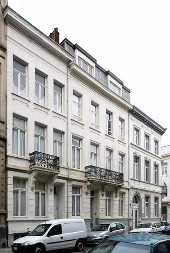 Antwerpen Schulstraat 4-6