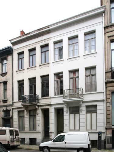 Antwerpen Schulstraat 10-12
