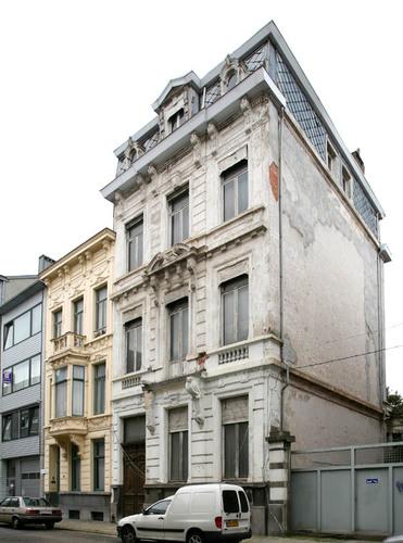 Antwerpen Schulstraat 24-26